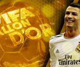 cristiano ganador balon de oro