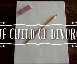 divorcio niño carta