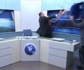 pelea debate siria