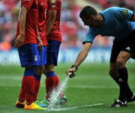 spray champion europa league
