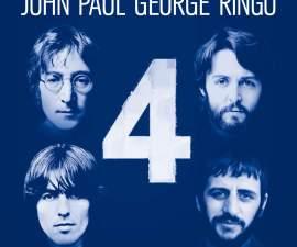 4_ John Paul George Ringo - EP