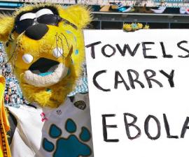jaguares mascota ebola 2