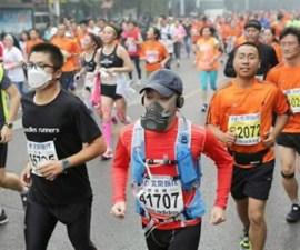 maraton china