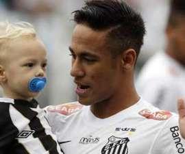 niños neymar