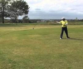 palo de golf mas largo del mundo