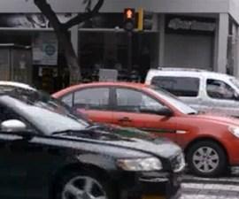 peaton Vs auto