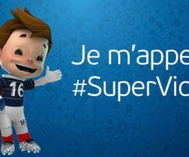 super victor mascota euro