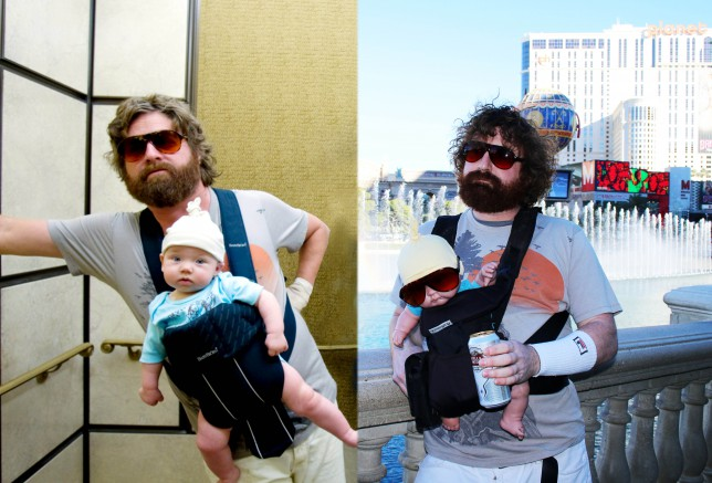 doble galifianakis