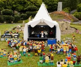 Glastonbury Legoland 01