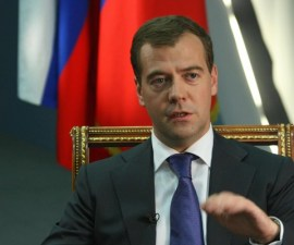Medvedev visit USA
