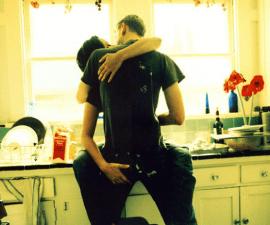 sexo cocina
