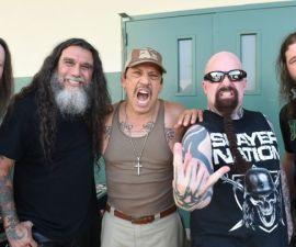 Slayer y Danny Trejo