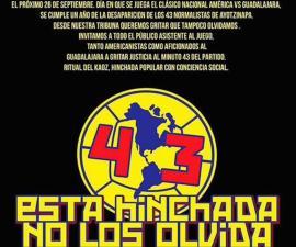 America-RitualdelKaoz-Ayotzinapa