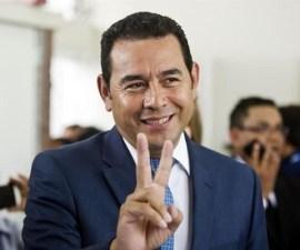 guatemala jimmy morales1