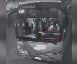 quinto autobus ayotzinapa