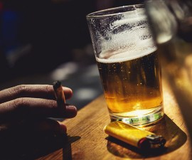 Alcohol-Cigarro