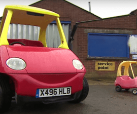 little tikes car adults