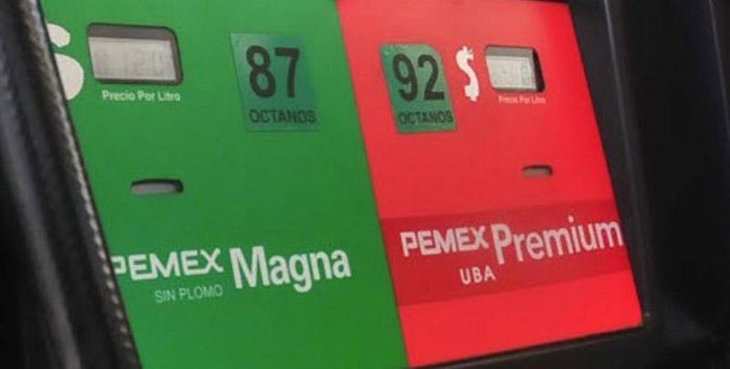 No verter la gasolina con 21214
