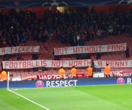 Protestas-Arsenal-BayernMunich