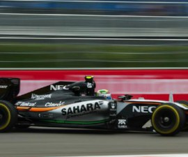 checo gp rusia septimo
