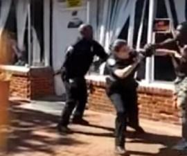 ko policias baltimore