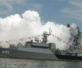 Rusia buques