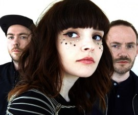 Chvrches' new album, Every Open Eye, comes out Sept. 25
