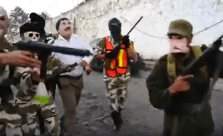 El Chapo Día de Muertos