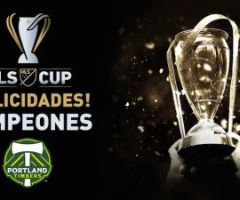 portland timbers campeones