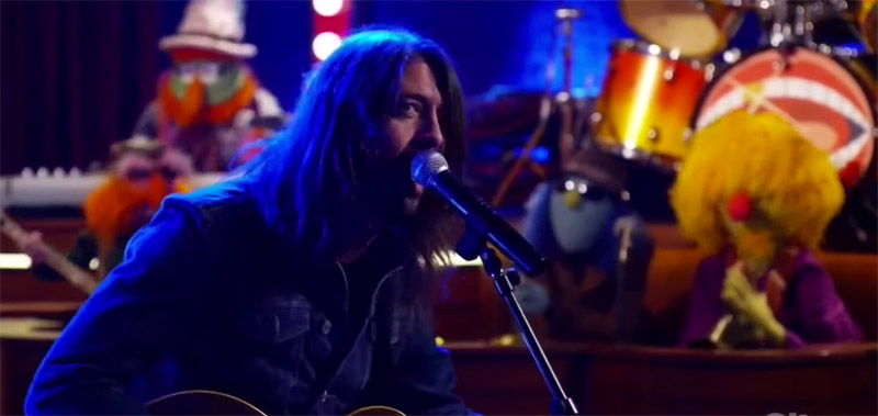 Dave-Grohl-Muppets