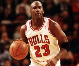 Michael JORDAN - Chicago Bulls - NBA
