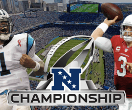 panthers vs cardinals nfc championship
