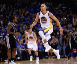 curry warriors spurs