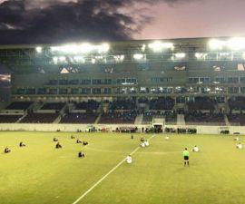 futbol griego protesta refugiados siria