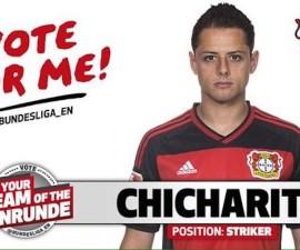 chicharito vote