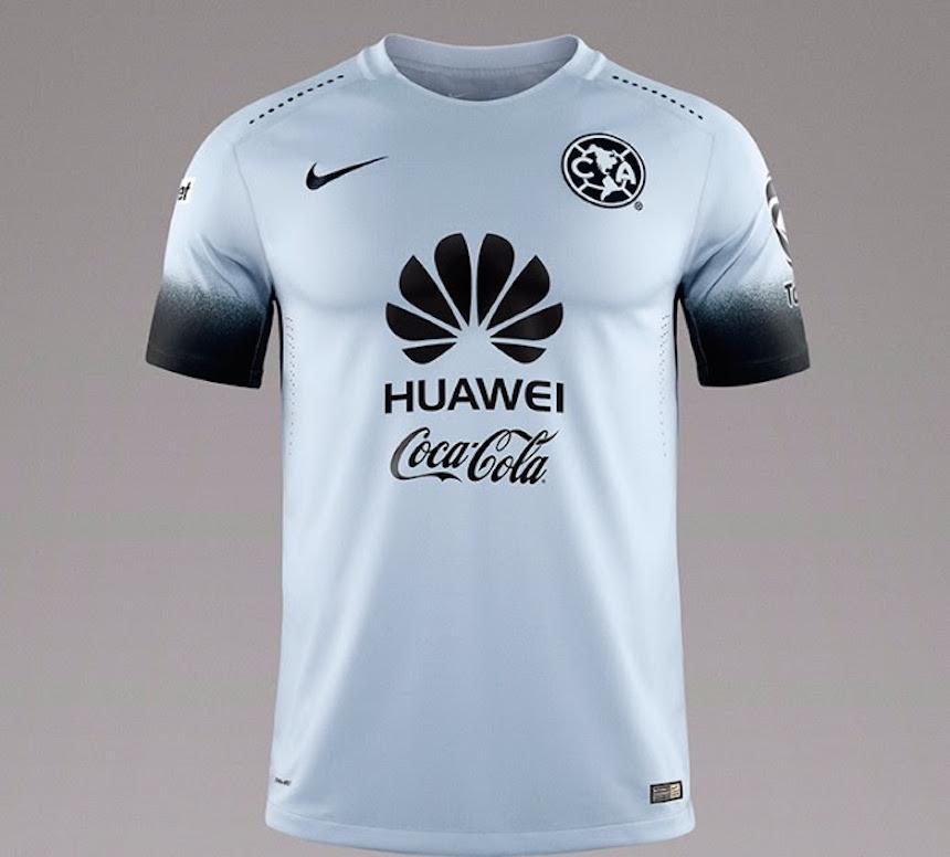 Am rica presenta su tercer uniforme para el clausura 2016 for Cuarto uniforme del club america