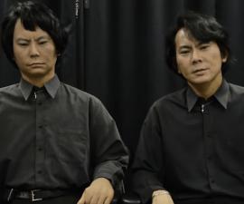 Hiroshi Ishiguro android Germinoid