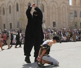 ejecucion isis