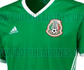 playera seleccion mexicana