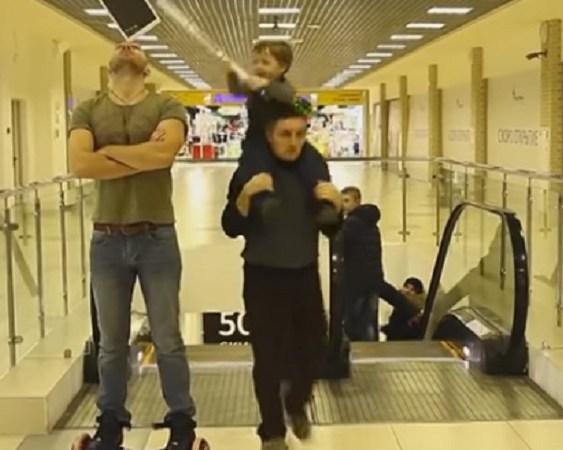 ruso equilibrista