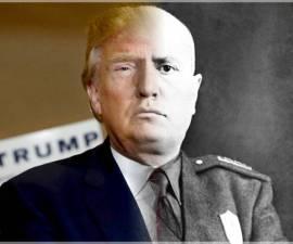 Italian dictator Benito Mussolini on Apr. 7, 1936. (AP Photo)