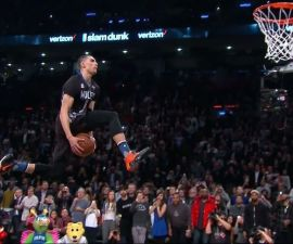 zach lavine slam dunk 2016