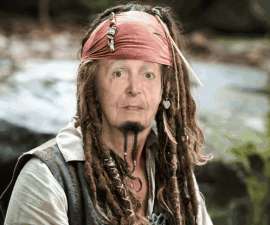 Paul McCartney Piratas del Caribe