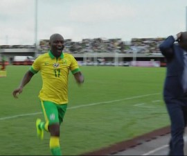 Hlompho Kekana Amazing Goal Cameroon vs South Africa
