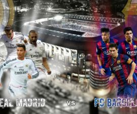 barcelona real madrid clasico