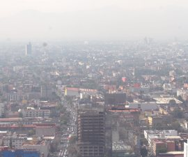 60317122. México, 17 Mar 2016 (Notimex-Nicolás Tavira).- Debido a que no existen las condiciones atmosféricas adecuadas, la Fase 1 de Contingencia por Ozono en la Zona Metropolitana del Valle de México se mantiene, informó la Comisión Ambiental de la Megalópolis (Came). NOTIMEX/FOTO/NICOLÁS TAVIRA/NTA/WEA/EXTREMO/NALES/OZONO16/