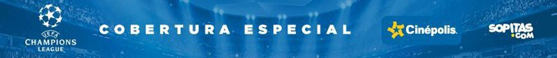 Pleca Cinepolis Champions