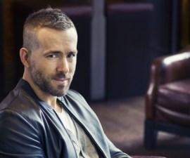 Ryan Reynolds Portrait Session