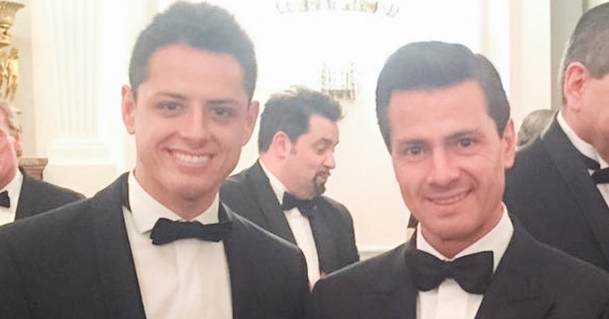 chicharito epn twitter