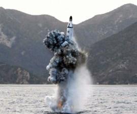 corea del norte misil
